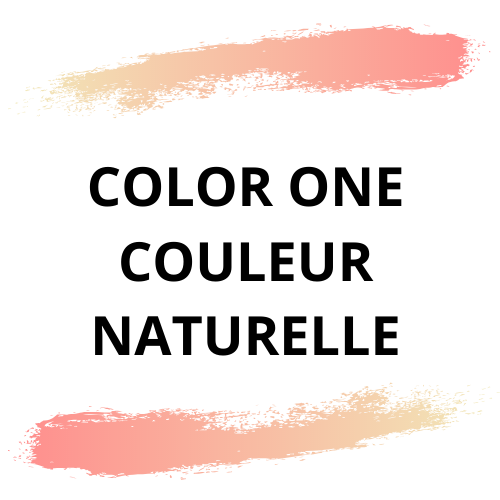 COLOR ONE COULEUR NATURELLE