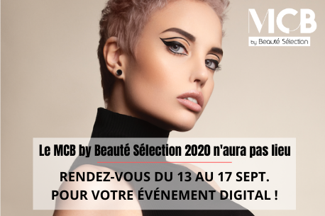 MCB by Beauté Sélection will not take place