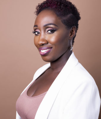 the keys to successful make-up on black, dark and mixed skin