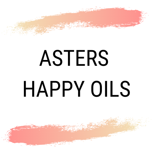 ASTERS -HAPPY OILS